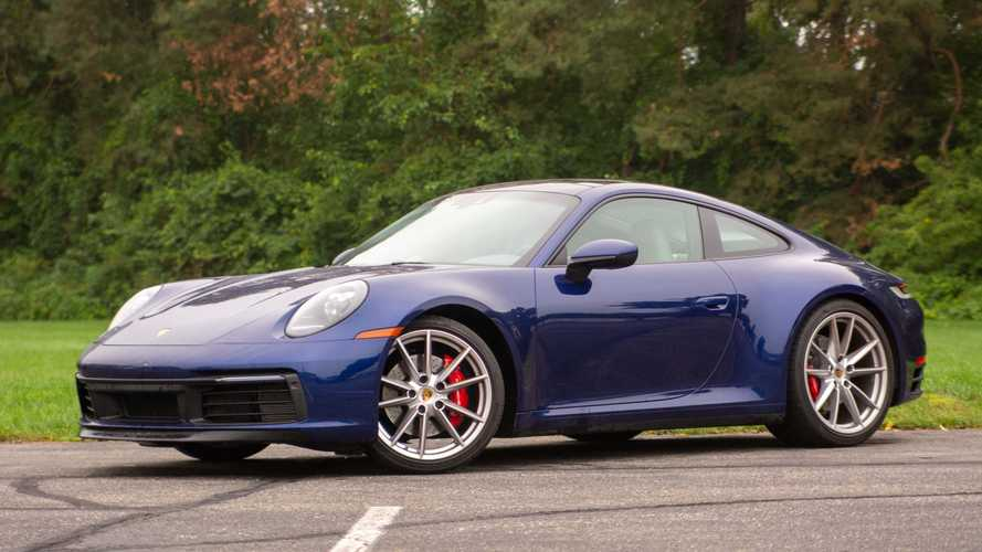 2020 Porsche 911 Carrera 4S: Road-Trip Review