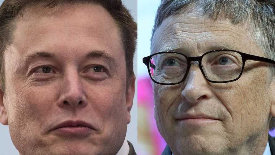 Bill Gates Says You Would Never Confuse Elon Musk For Steve Jobs