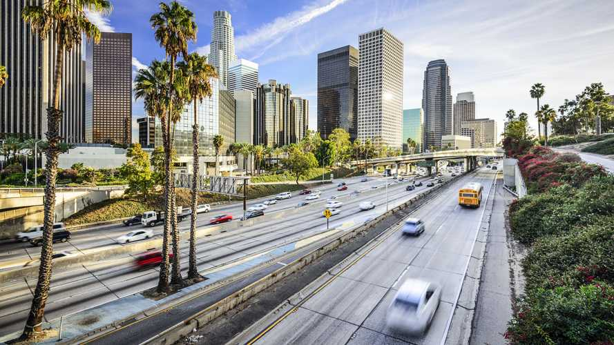 California to ban new gas-powered vehicle sales starting in 2035