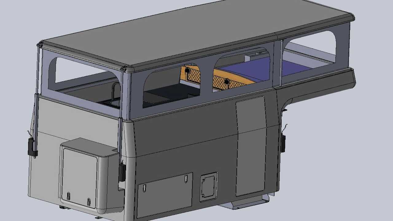 Earthcruiser Reveals Interior Layout Of New Terranova Expedition Camper