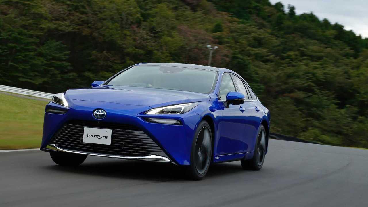 Toyota Mirai (2021)