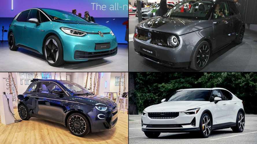 Cinco carros elétricos vão disputar um dos maiores prêmios automotivos do mundo