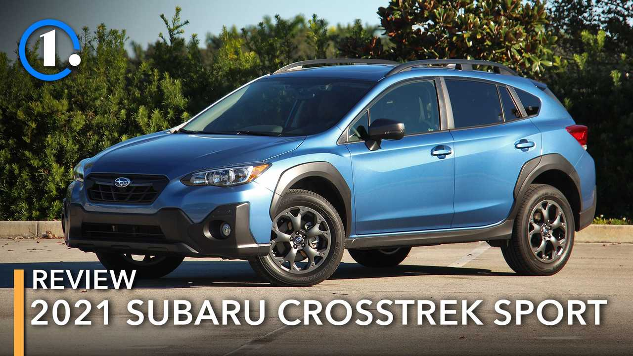 2021 Subaru Crosstrek Sport Review