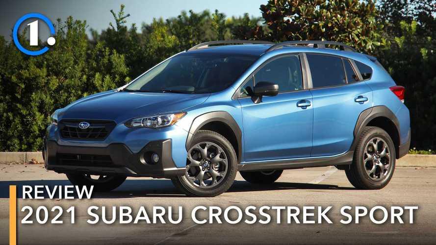 2021 Subaru Crosstrek Sport Review: Just What It Needed