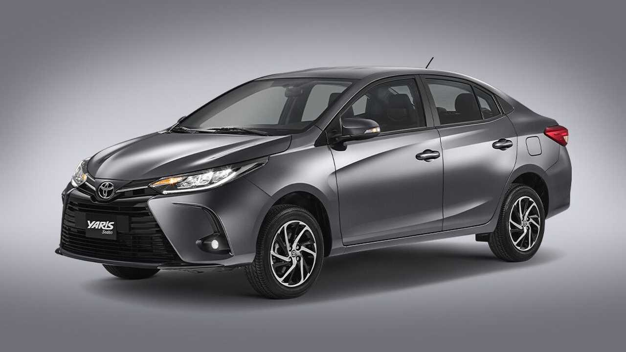 Toyota Yaris Sedan 2021 vendido no México