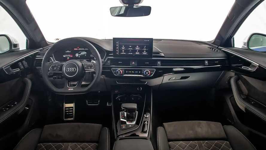 Audi RS 4 Avant 2021 (BR)