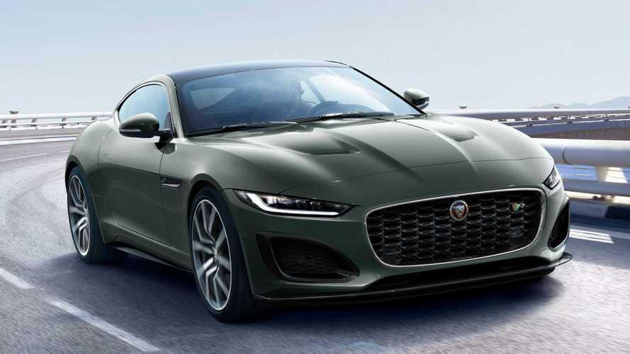 Jaguar F-Type Heritage 60 é homenagem aos 60 anos do E-Type com 583 cv