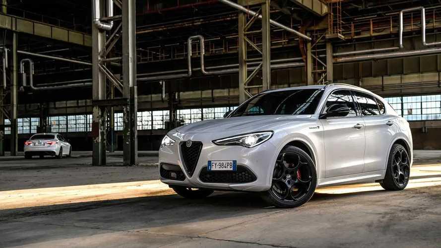 Alfa Romeo Stelvio Veloce Ti (2021)