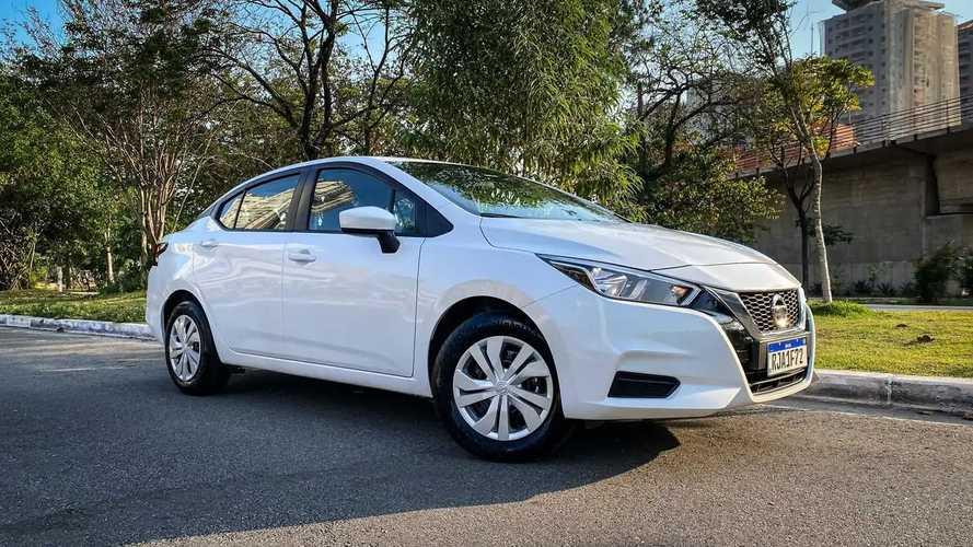 Nissan Versa Sense 1.6 MT 2020 (Teste)
