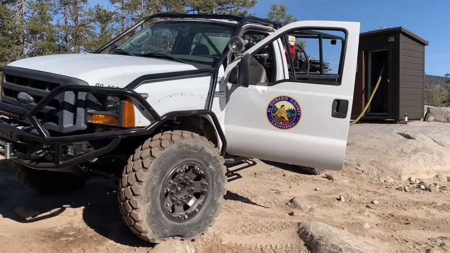 This Ford Super Doody Empties Outhouses On The Rubicon Trail