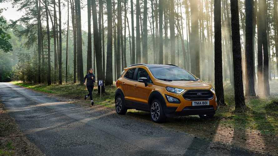 2021 Ford EcoSport Active tanıtıldı