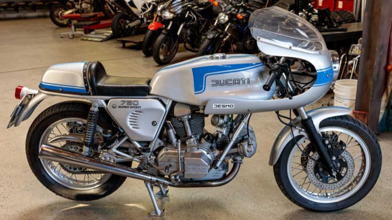 1976 Ducati 750SS For Sale
