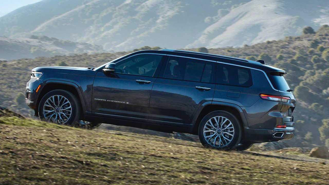 2021 jeep grand cherokee l revealed: three rows, grand