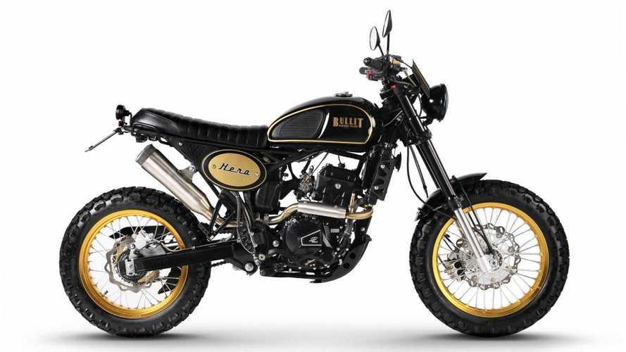 Bullit Motorcycles Unleashes Stylish Hero 250 Across Europe