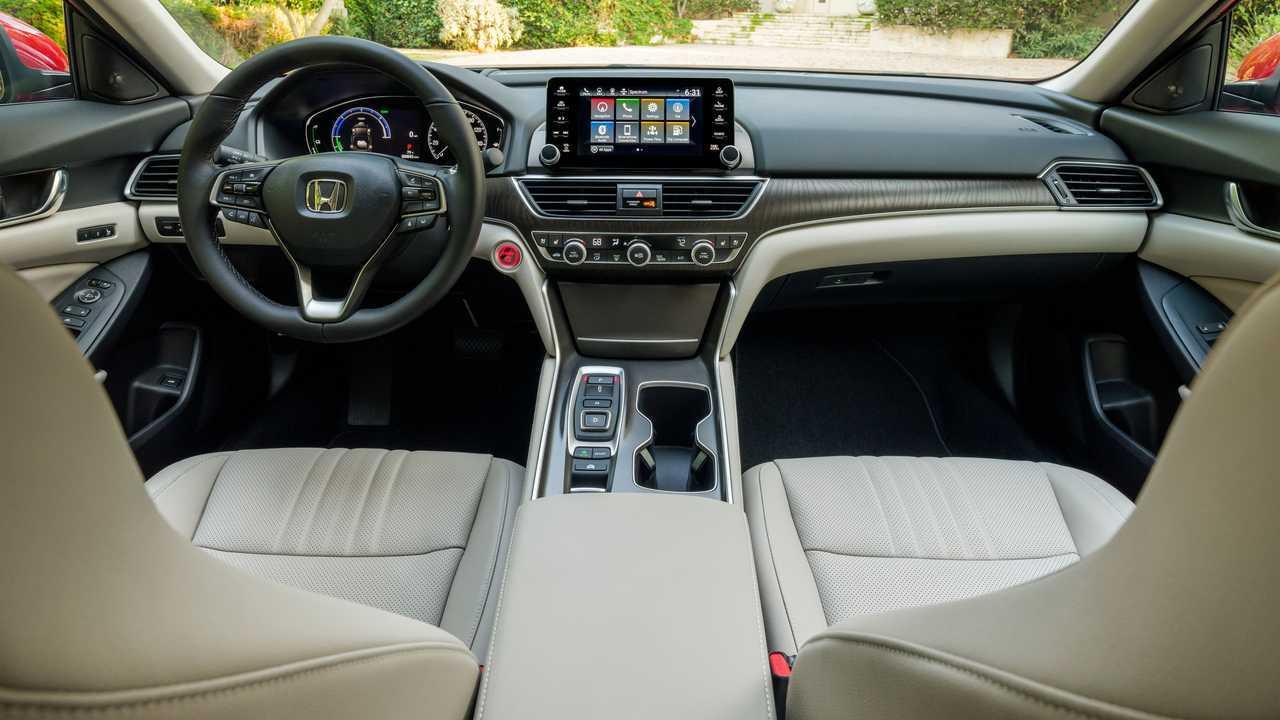 Honda Accord 2021 Recebe Retoques Visuais E Pacote Tecnologico Atualizado