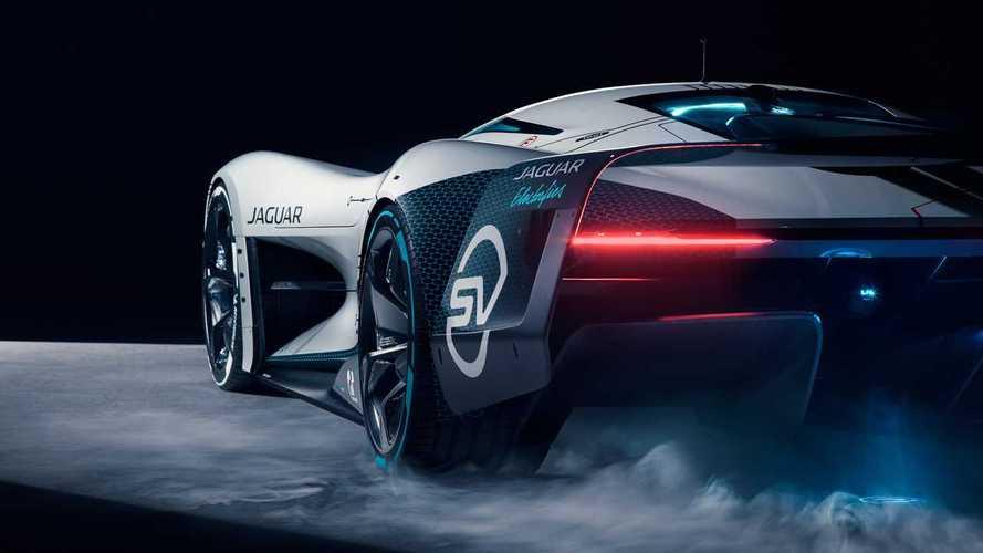 Jaguar'ın sanal modeli Vision Gran Turismo SV ortaya çıktı