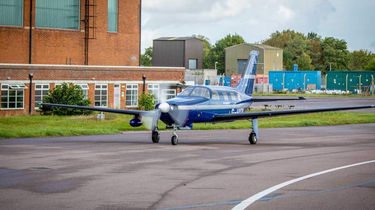 British Airways: avião a hidrogênio