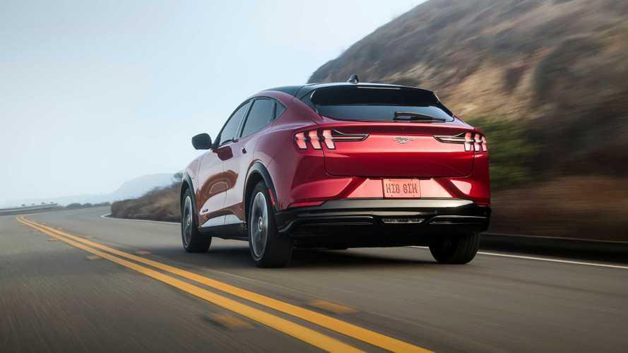 Ford Mustang Mach–E получит увеличенный запас хода