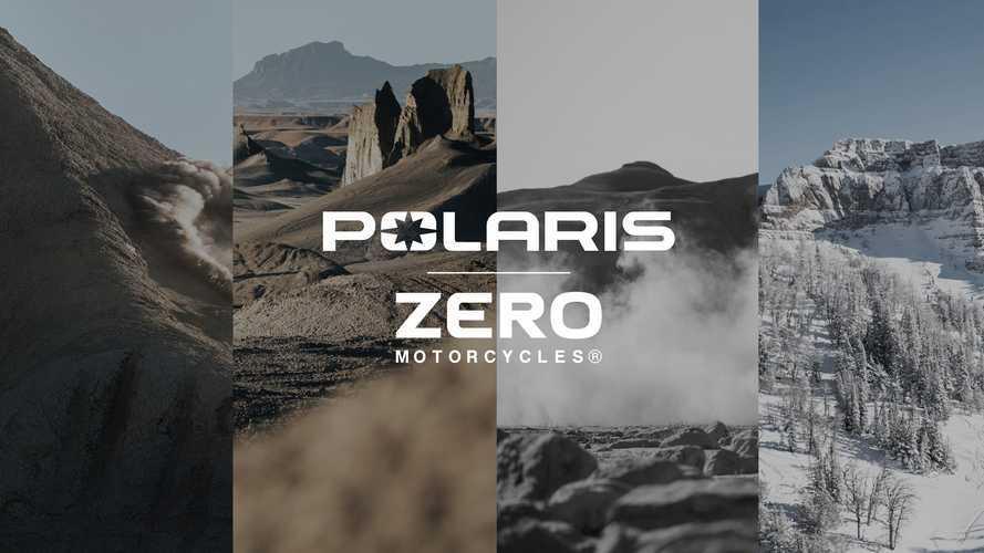 Zero e Polaris insieme per lo sviluppo di veicoli elettrici