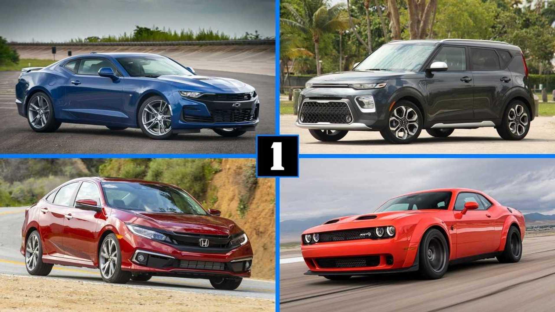 Best Resale Value Cars For 2020 Motor1 Com