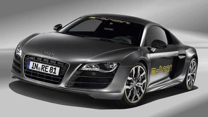 Audi R8 e-tron (2010)
