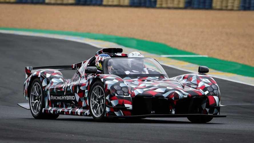 Toyota, GR Super Sport adlı hiper otomobilini gösterdi