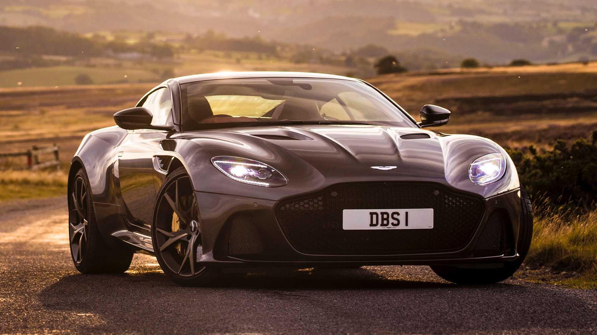 Aston Martin Dbs Superleggera News And Reviews Motor1 Com