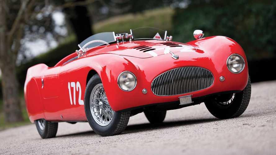 1000 Miglia, ecco alcune delle auto più rare e curiose in gara