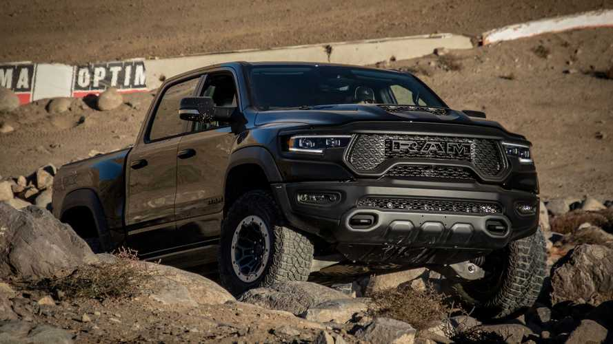 Ram 1500 TRX 2021: First Drive Review
