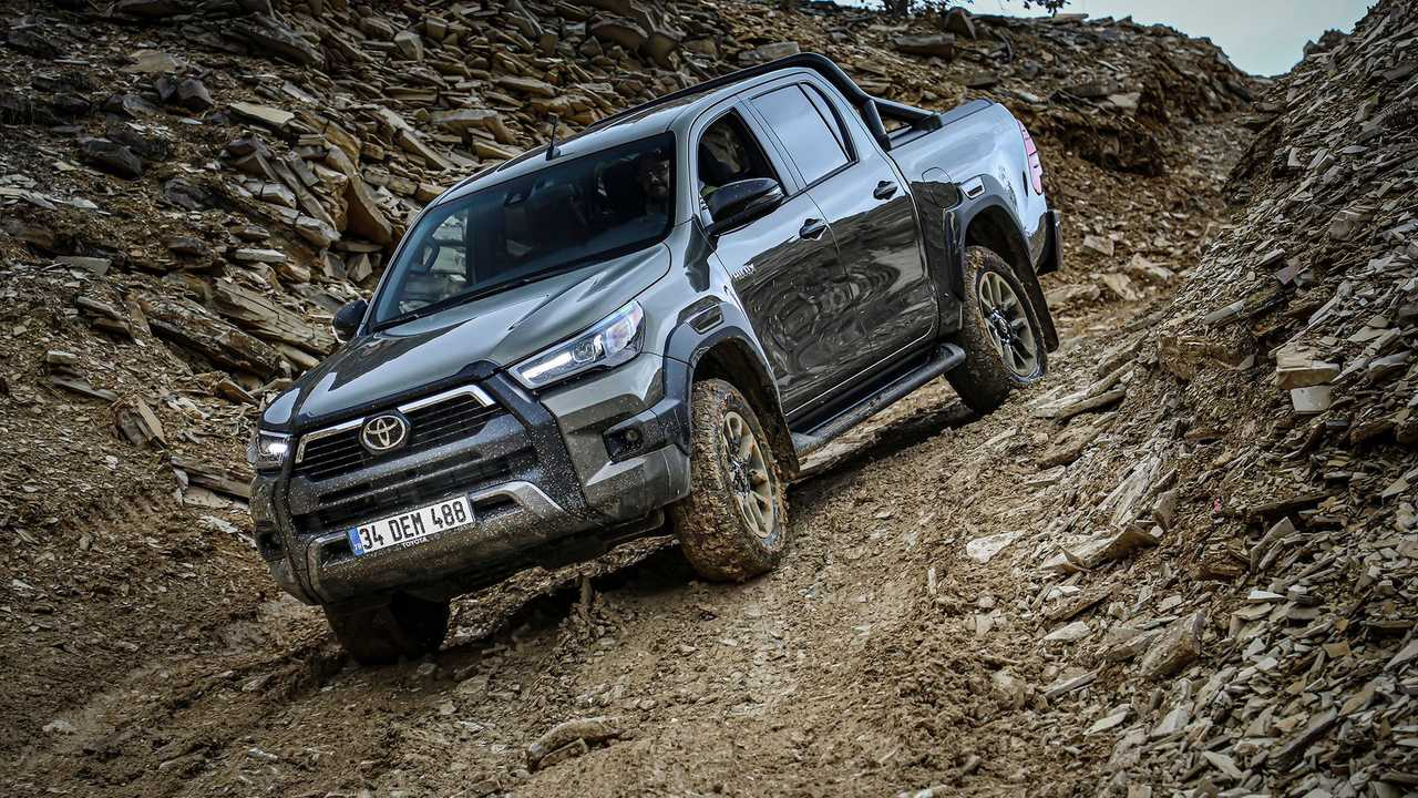 Toyota Hilux 2021 - Europa