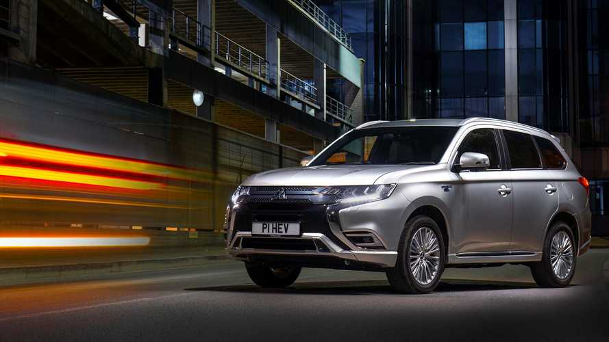 Europe: Mitsubishi Outlander PHEV Tops Plug-In Hybrid Sales Again