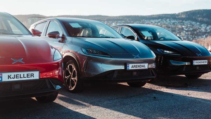 Xpeng Motors: First Batch Of G3 Arrives Norway