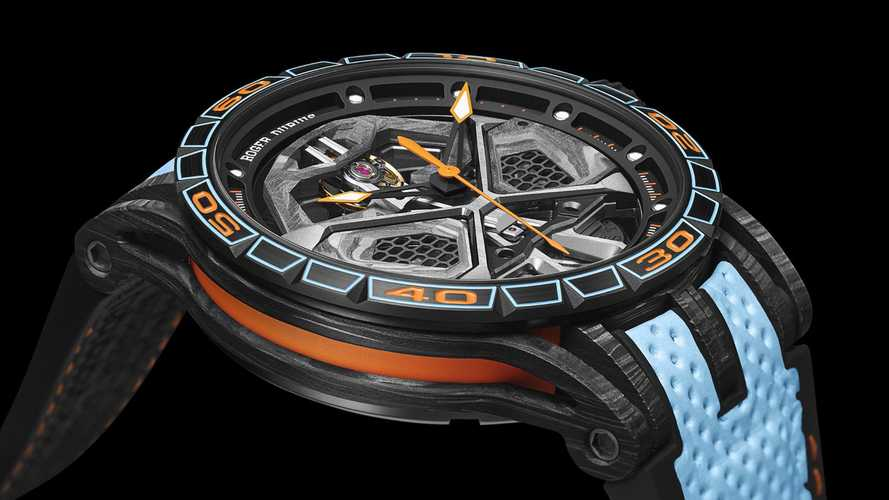 Lamborghini Huracan STO Gets Matching Watch For The One-Percenters