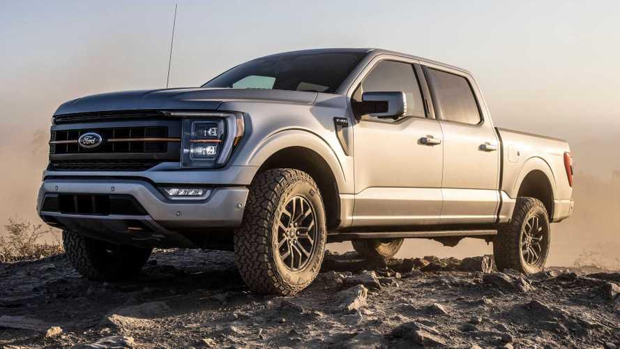 Ford F-150 tem produção suspensa nos EUA por falta de semicondutores