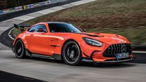 Mercedes-AMG GT Black Series, il record al Nurburgring