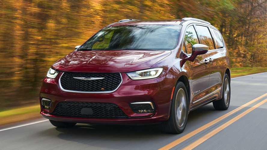 Minivan Mewah Chrysler Pacifica 2021 Dijual dengan Diskon Besar