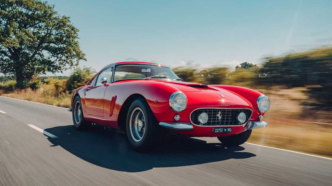 Ferrari 250 SWB Revival par GTO Engineering