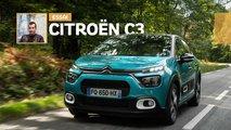 Essai Citroën C3 (2020)