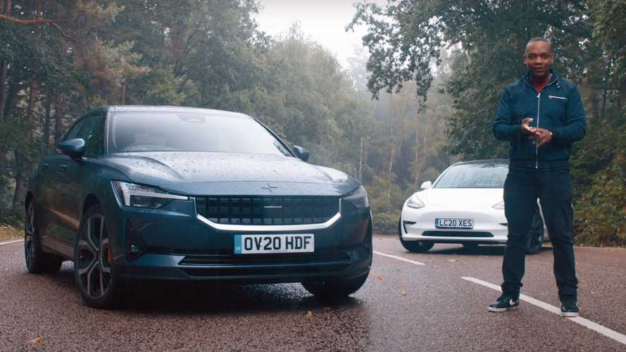 Watch This Video Before Picking Between Tesla Model 3 And Polestar 2