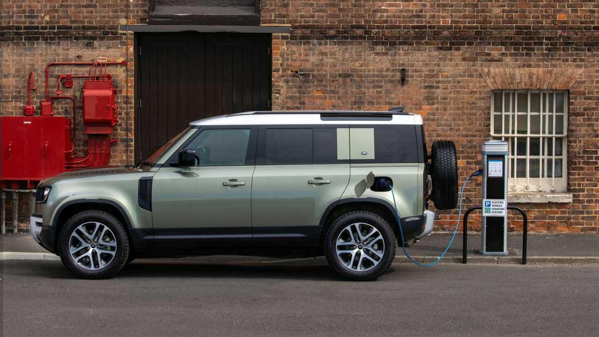 2021 Land Rover Defender Gains PHEV, Inline-Six Diesel In ...