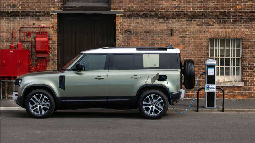 2021 Land Rover Defender Plug-in Hibrit (PHEV)