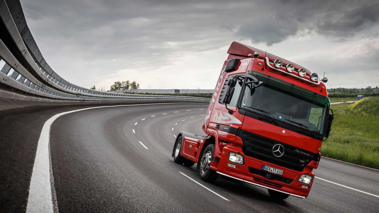 Actros 2 2003