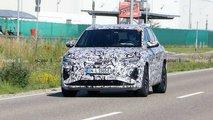Новые шпионские фото Audi Q4 e-tron