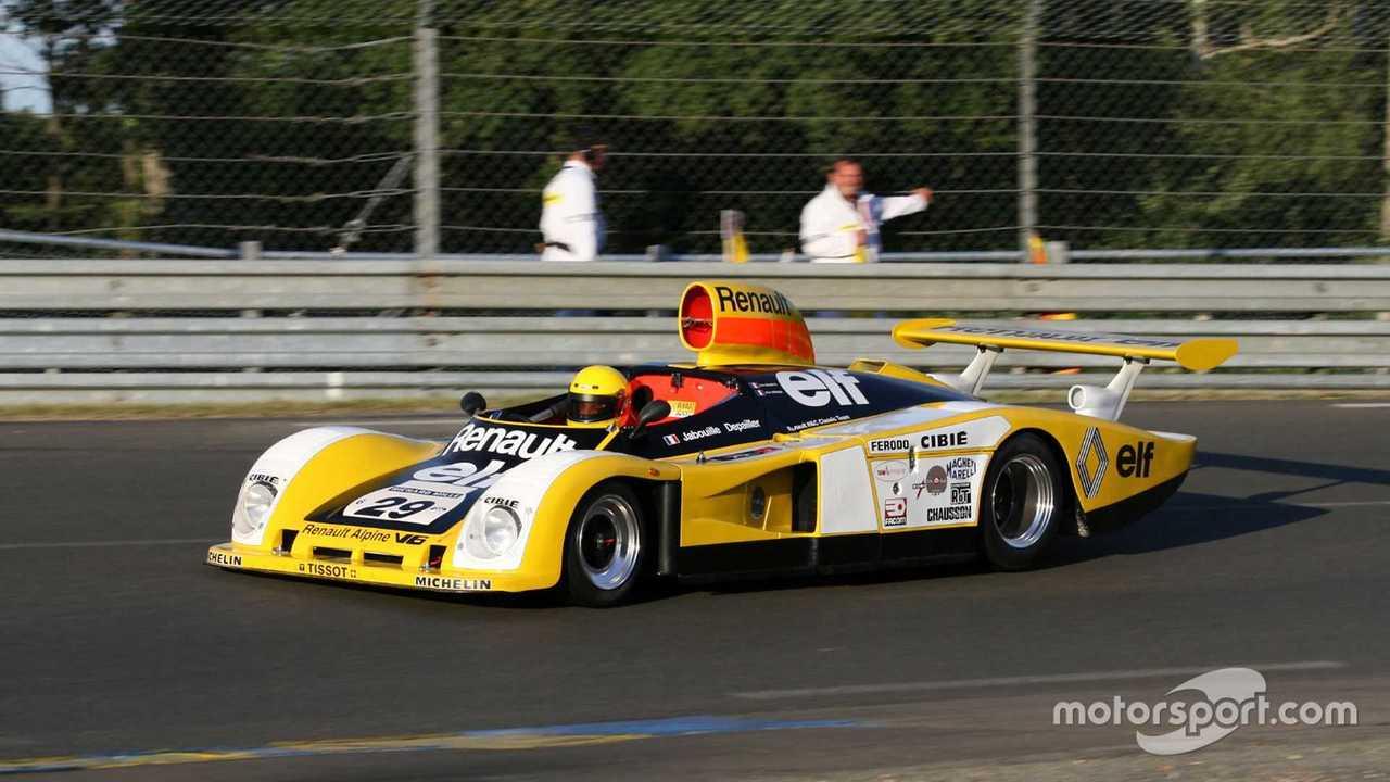 Alpine Renault A443 1978 at Le Mans Classic 2008