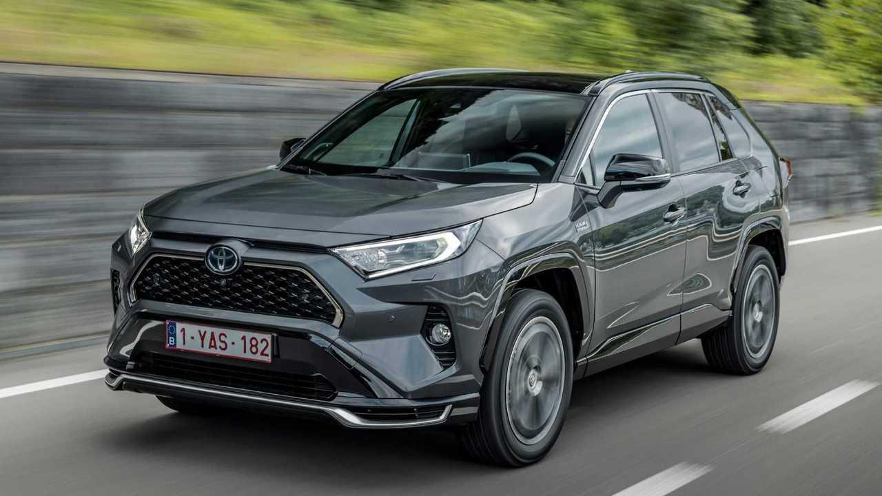 Toyota RAV4 Plug-in Hybrid (2020) im Test