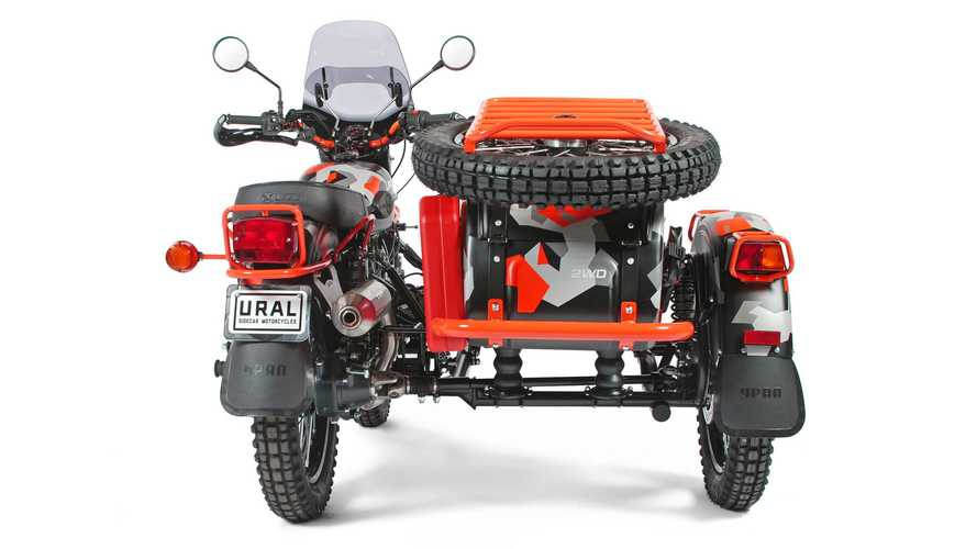 2021 Ural Geo Limited Edition