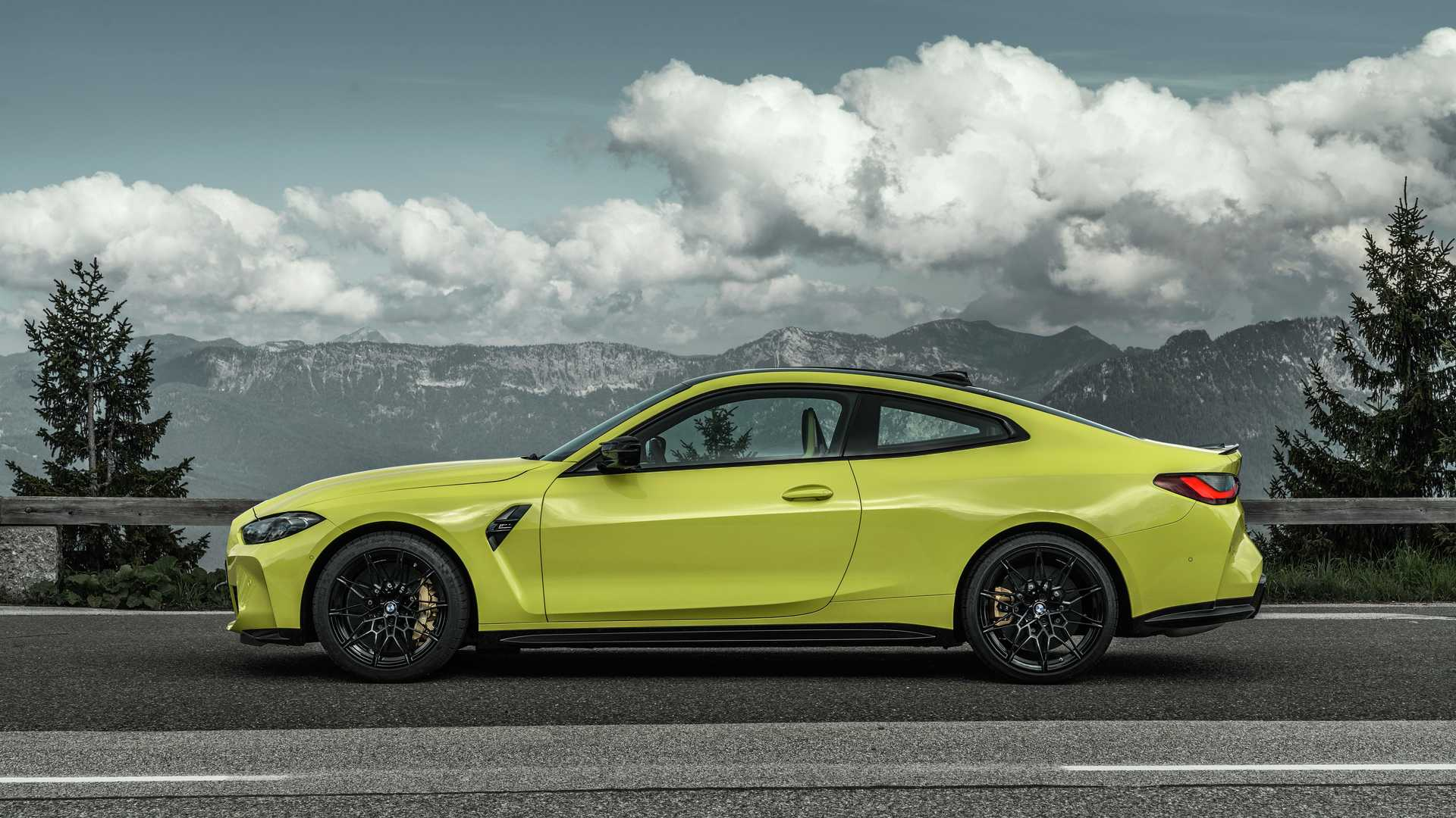 listen to the 2021 bmw m4 competition play its inlinesix tune
