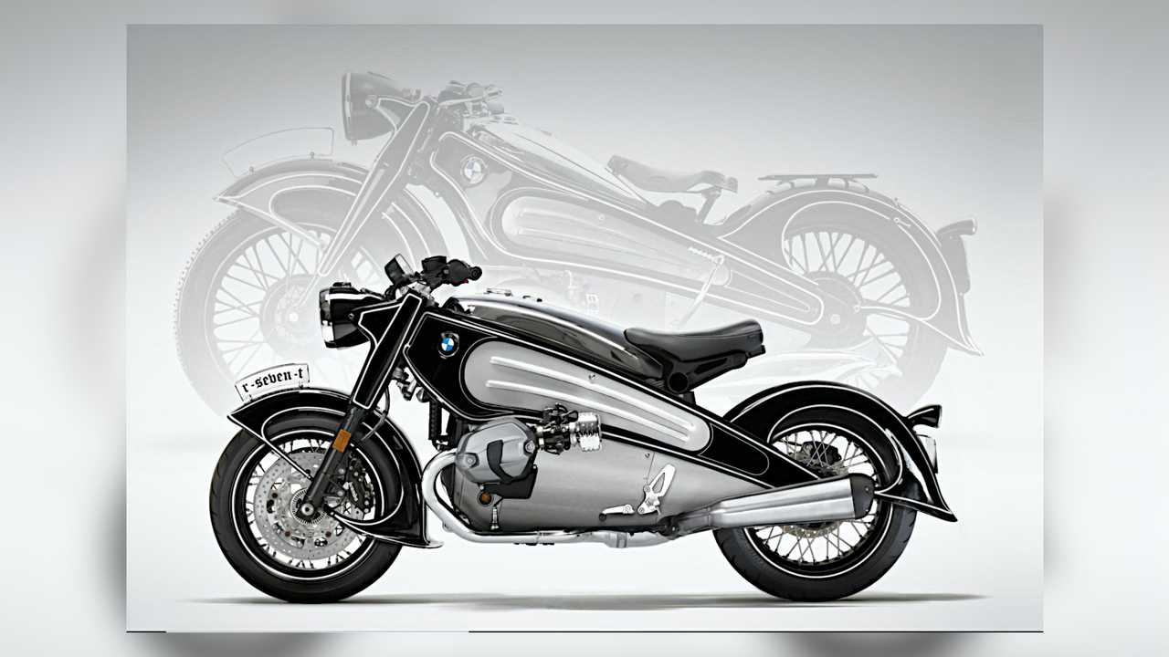 NMoto Design BMW R sevenT Kit