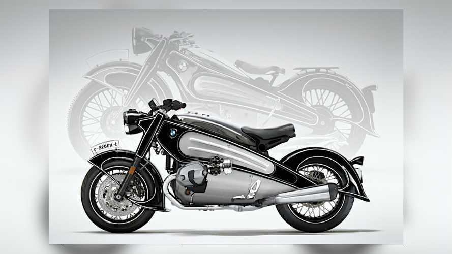 NMoto Design BMW R sevenT Kit