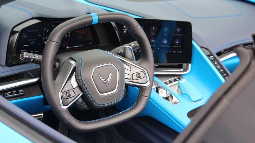 2020 Chevrolet Corvette Convertible essai